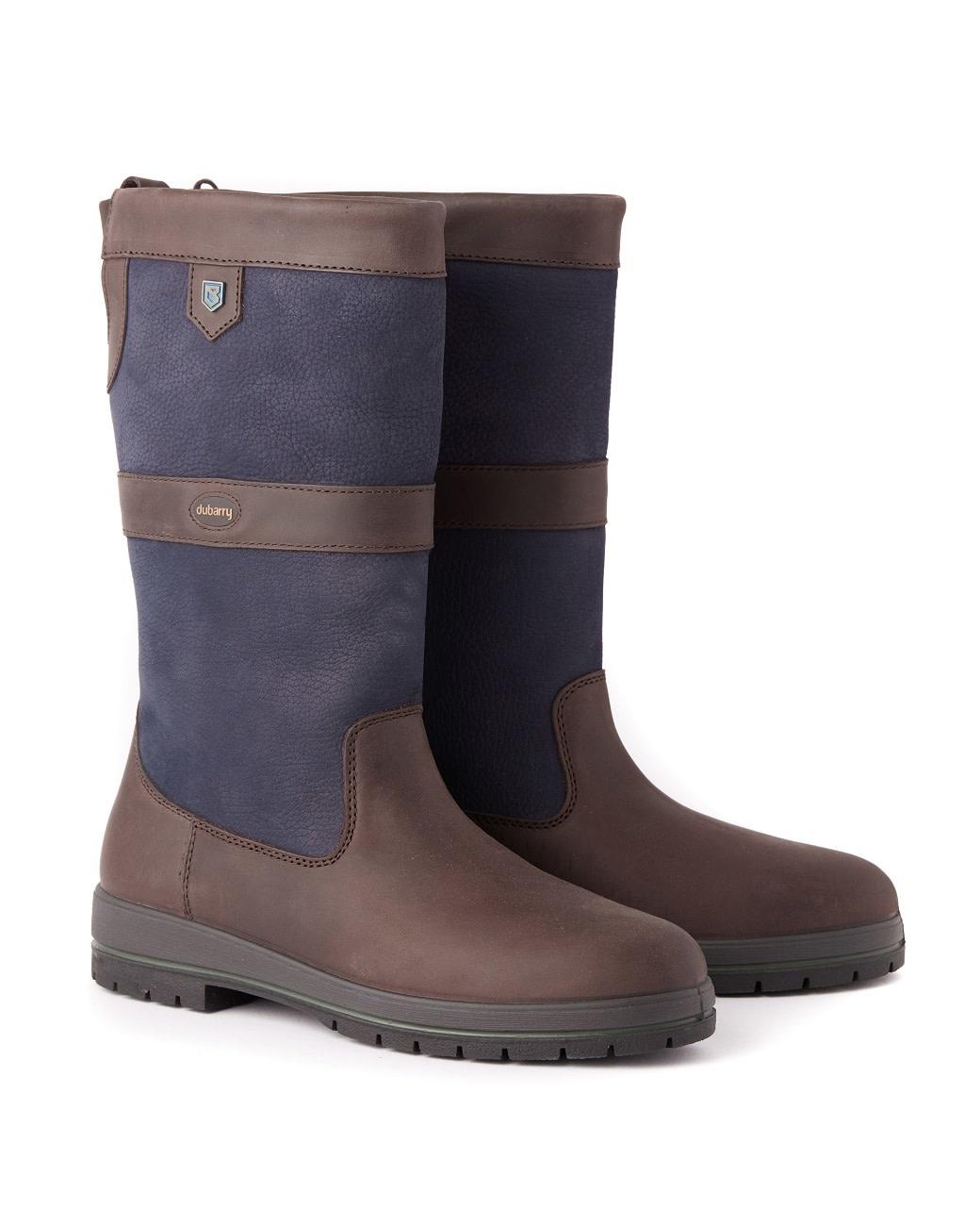 Dubarry Kildare outdoor laarzen - Navy/Brown-3