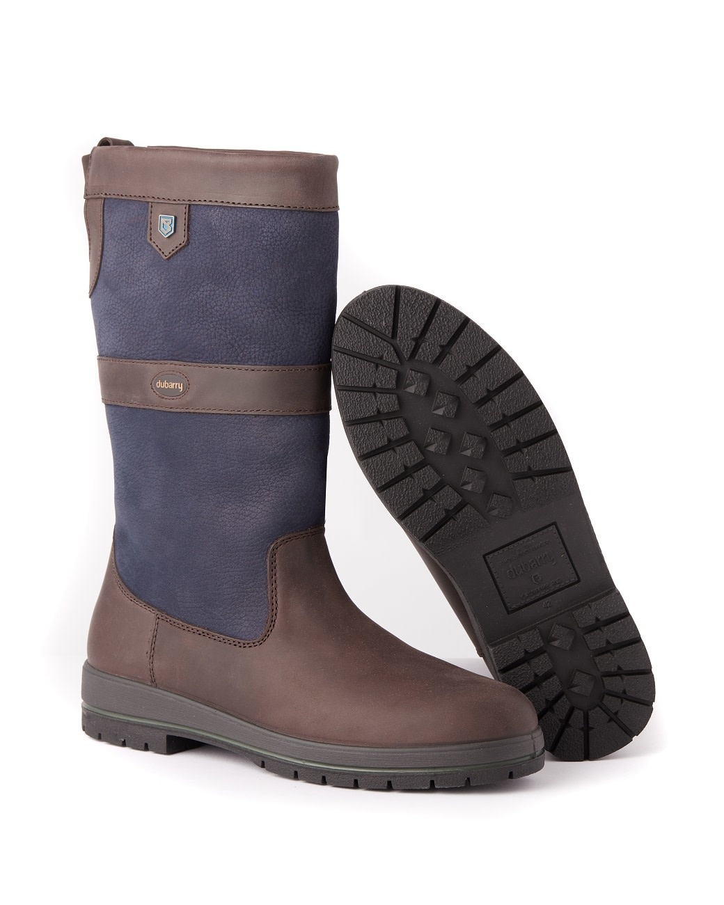 Dubarry Kildare outdoor laarzen - Navy/Brown-4