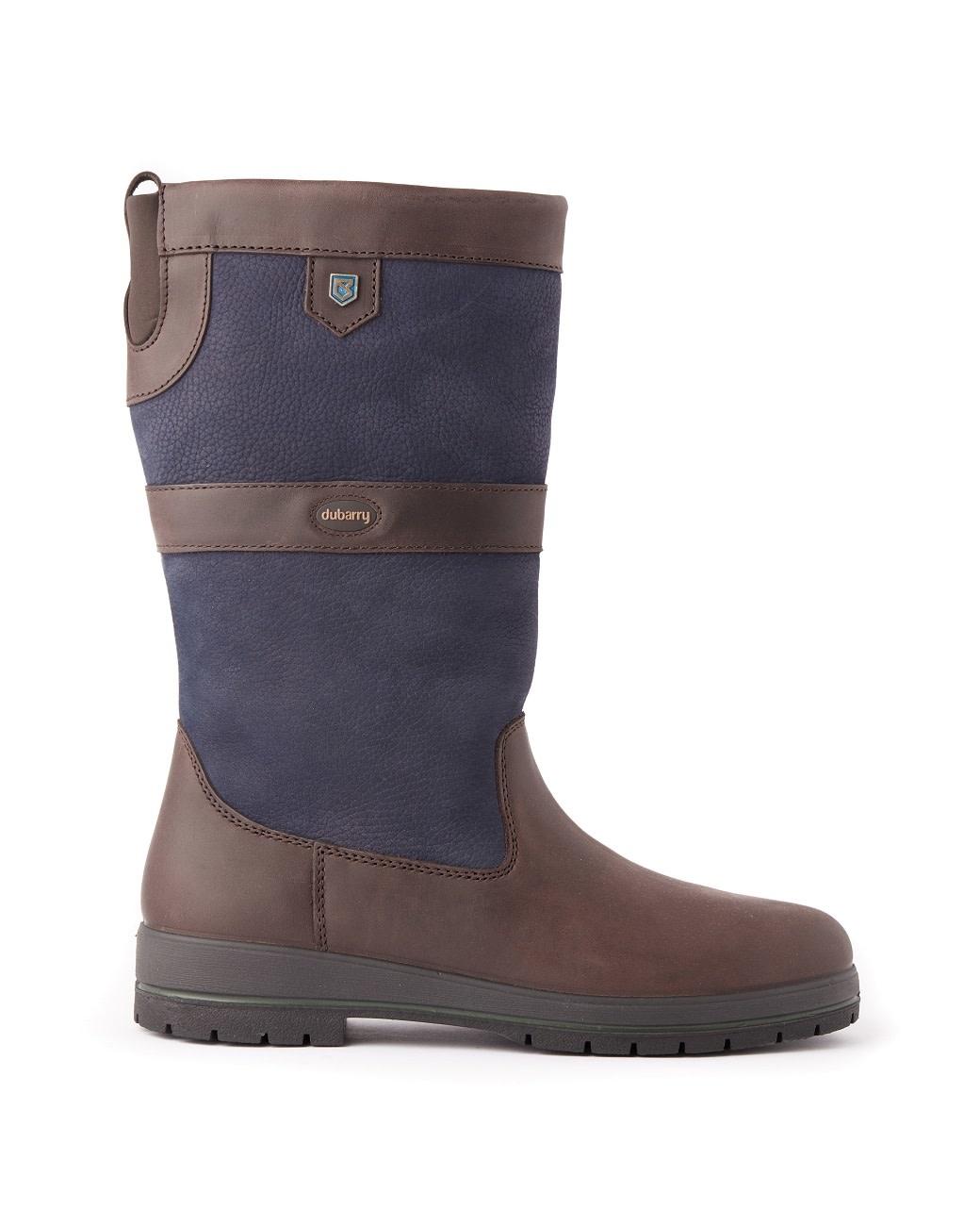 Dubarry Kildare outdoor laarzen - Navy/Brown-5