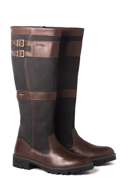 Dubarry Longford - Black/Brown