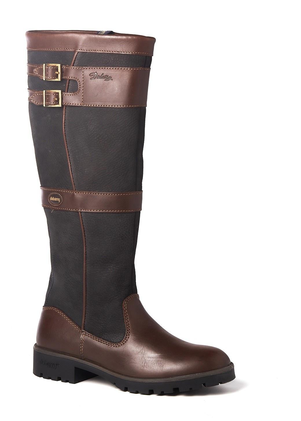 Dubarry Longford - Black/Brown-2