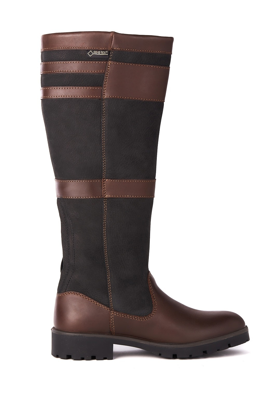 Dubarry Longford - Black/Brown-4
