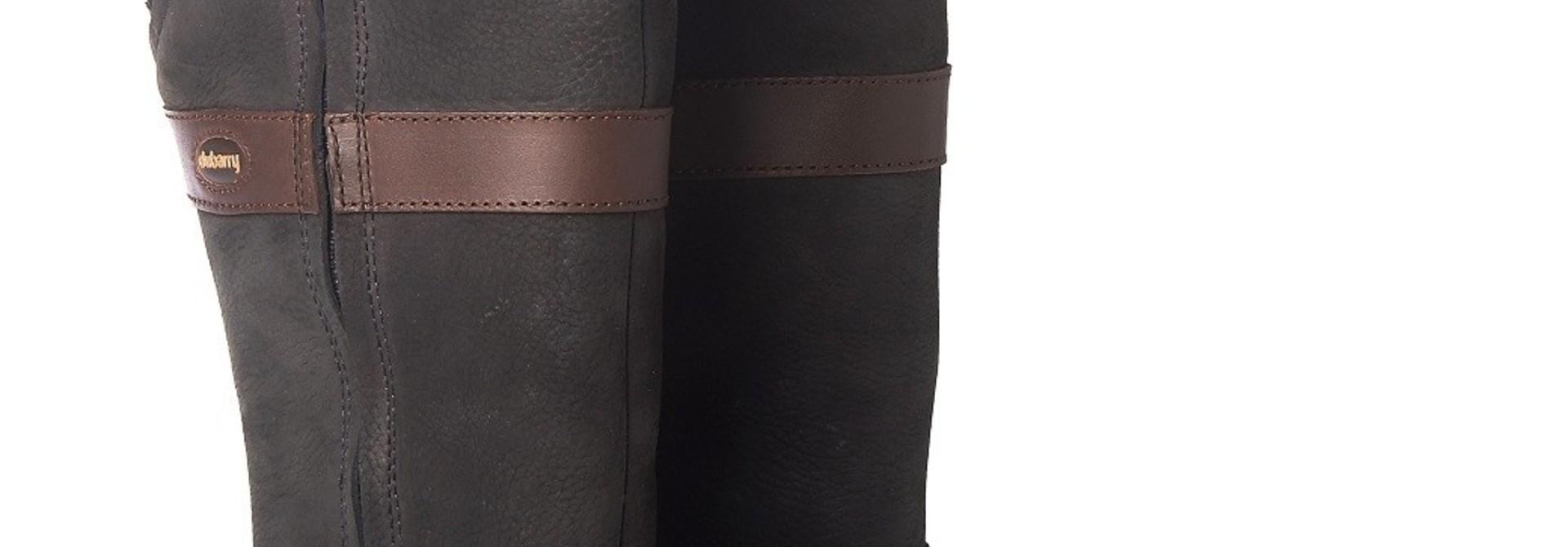 Dubarry Sligo - Black/Brown