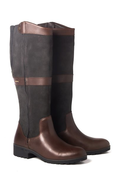 Dubarry Sligo - Black/Brown