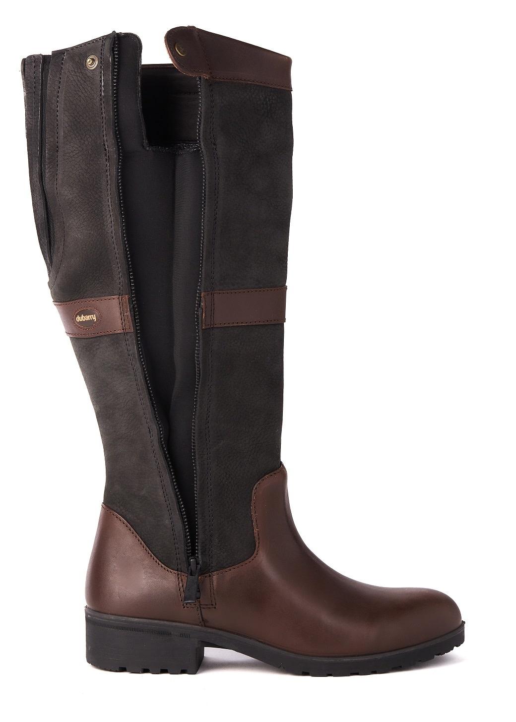 Dubarry Sligo - Black/Brown-5