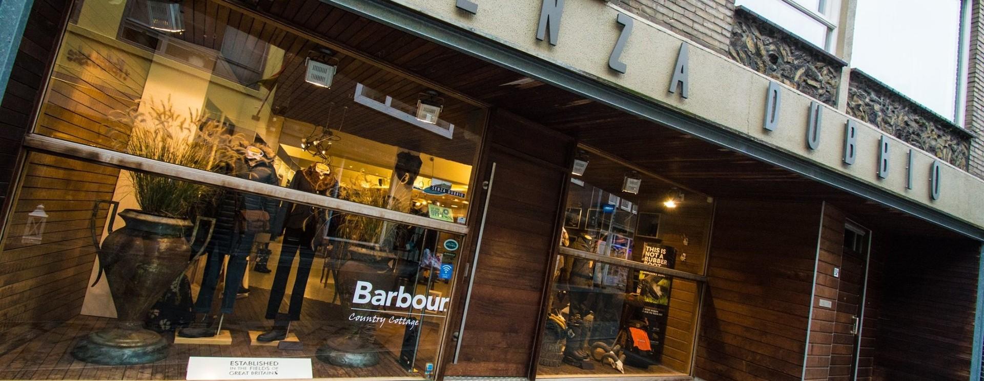 Senza Dubbio, Route winkel locatie & Openingstijden.