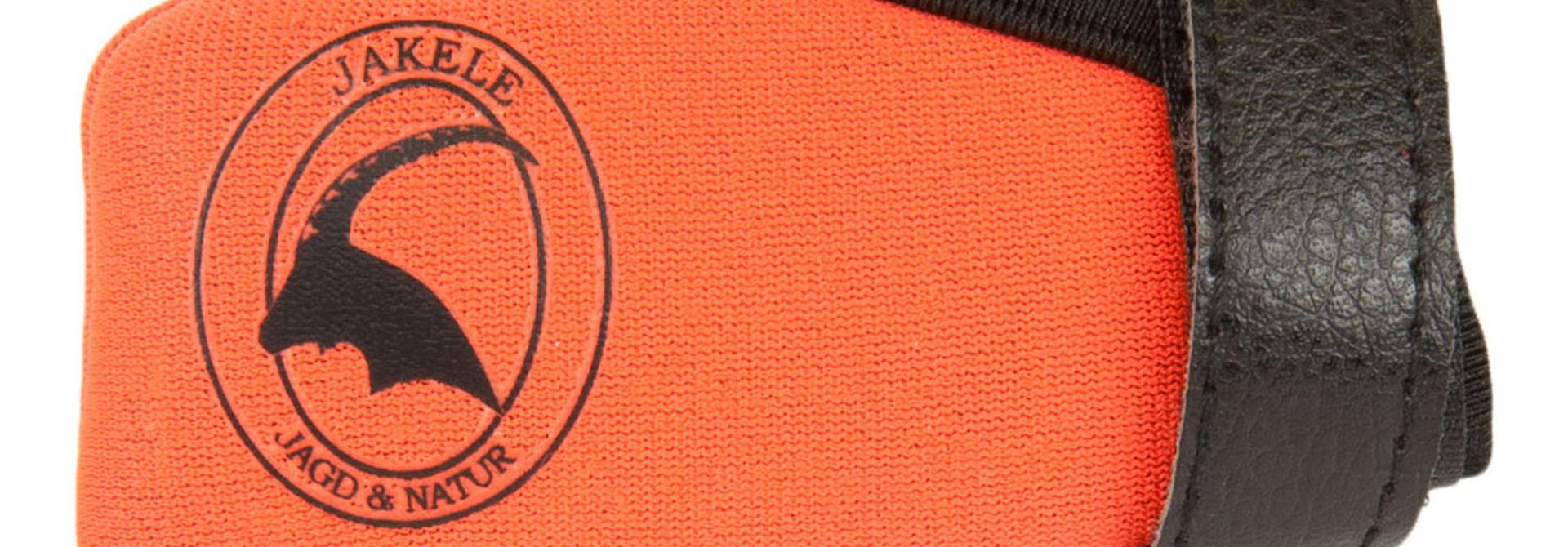 Jakele Mündungsschoner für einläufige Waffen orange