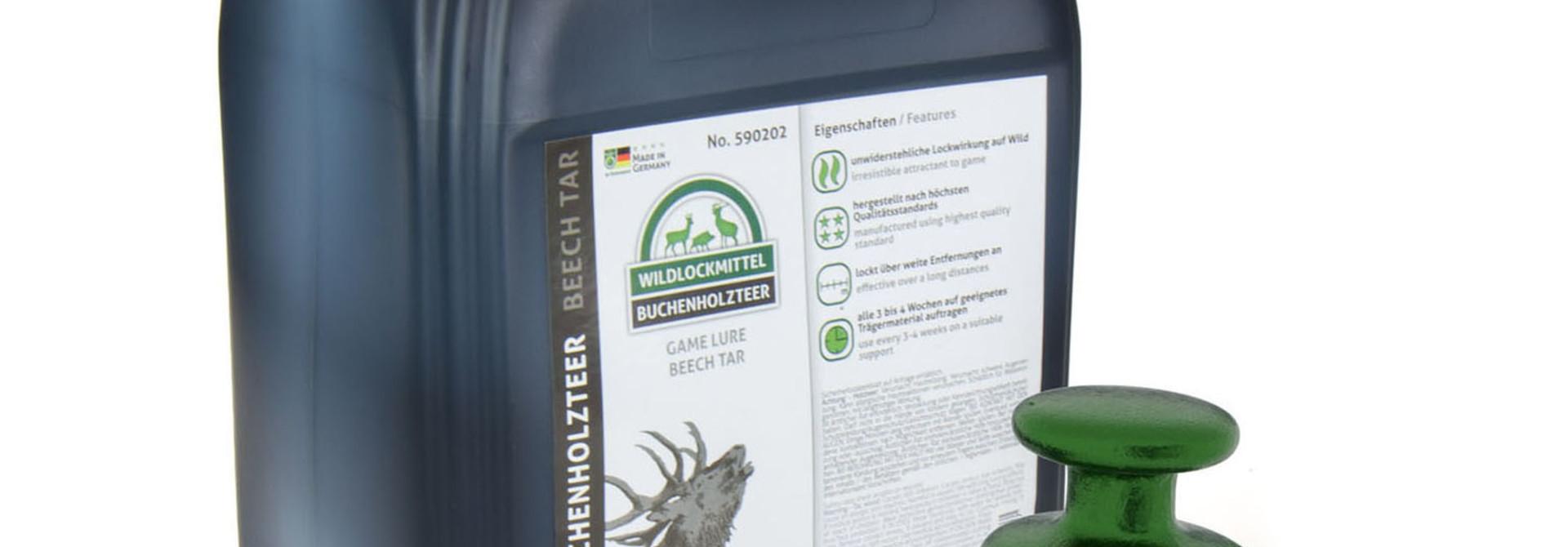 Eurohunt Buchenholzteer 5.0 ltr./ 6 kg