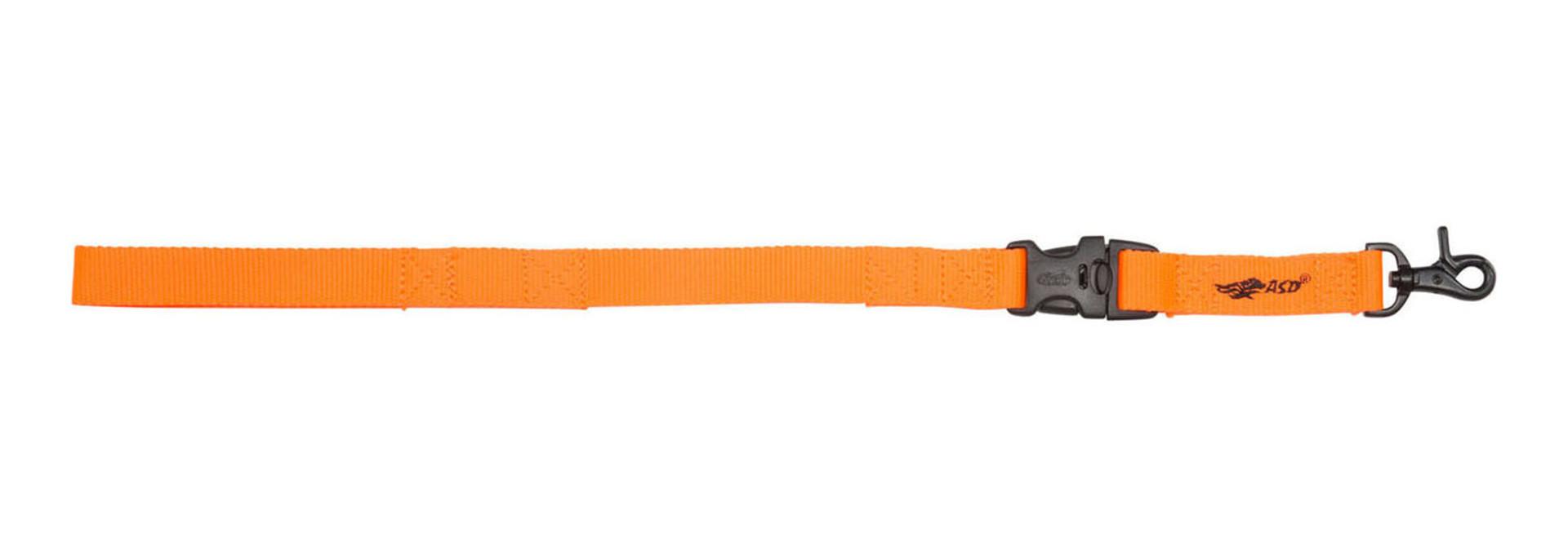 Avery Sporting Dogs Trainer's Lead- Blaze Orange