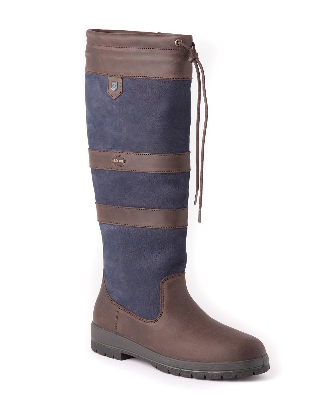 Dubarry Galway Extrafit™- Navy/Brown-5