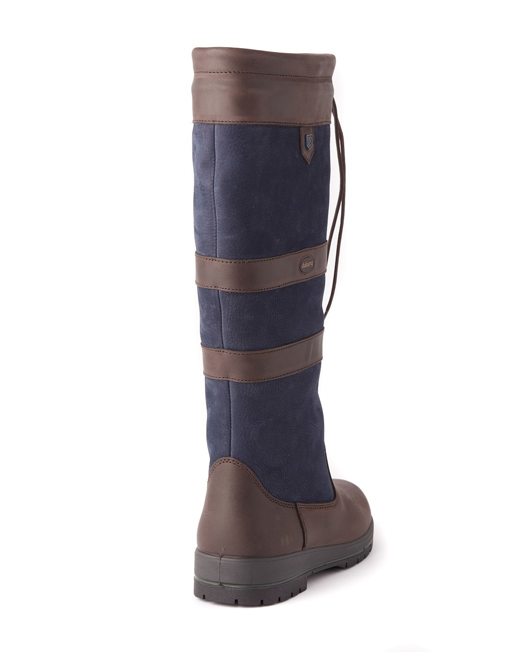 Dubarry Galway Extrafit™- Navy/Brown-3