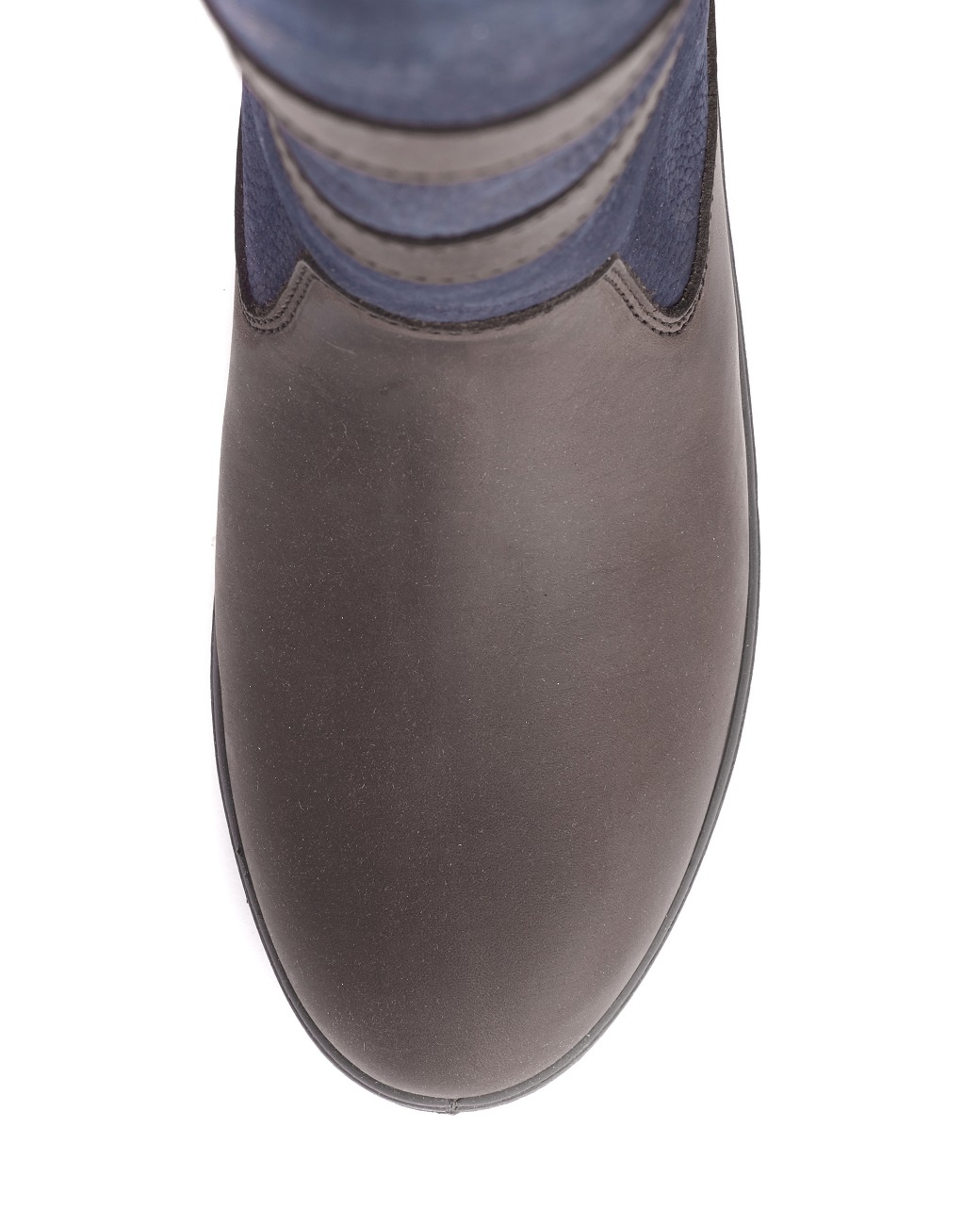 Dubarry Galway Extrafit™- Navy/Brown-4