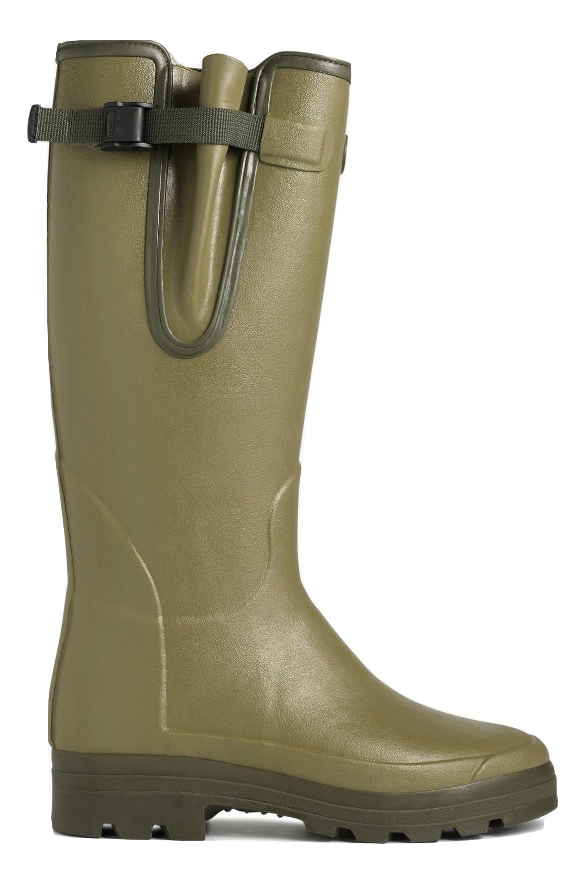 Le Chameau Men's Vierzonord Neoprene Lined Boot Vert Vierzon-2