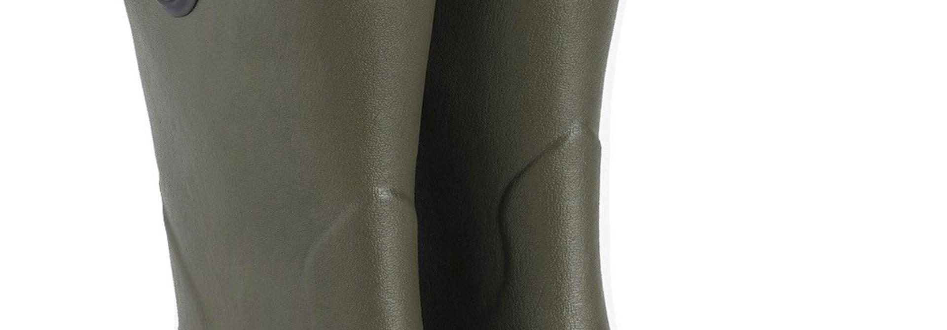 Le Chameau Men's Vierzon Jersey Lined Boot Vert Chameau