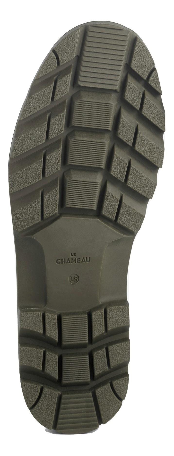 Le Chameau Women's Vierzon Jersey Lined Boot Vert Vierzon-5