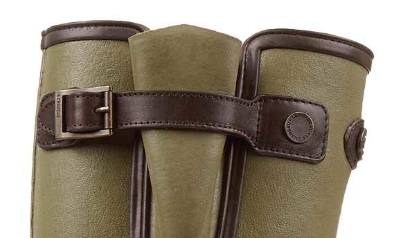 Le Chameau Men's Vierzonord Prestige Neoprene Lined Boot Vert Vierzon-7