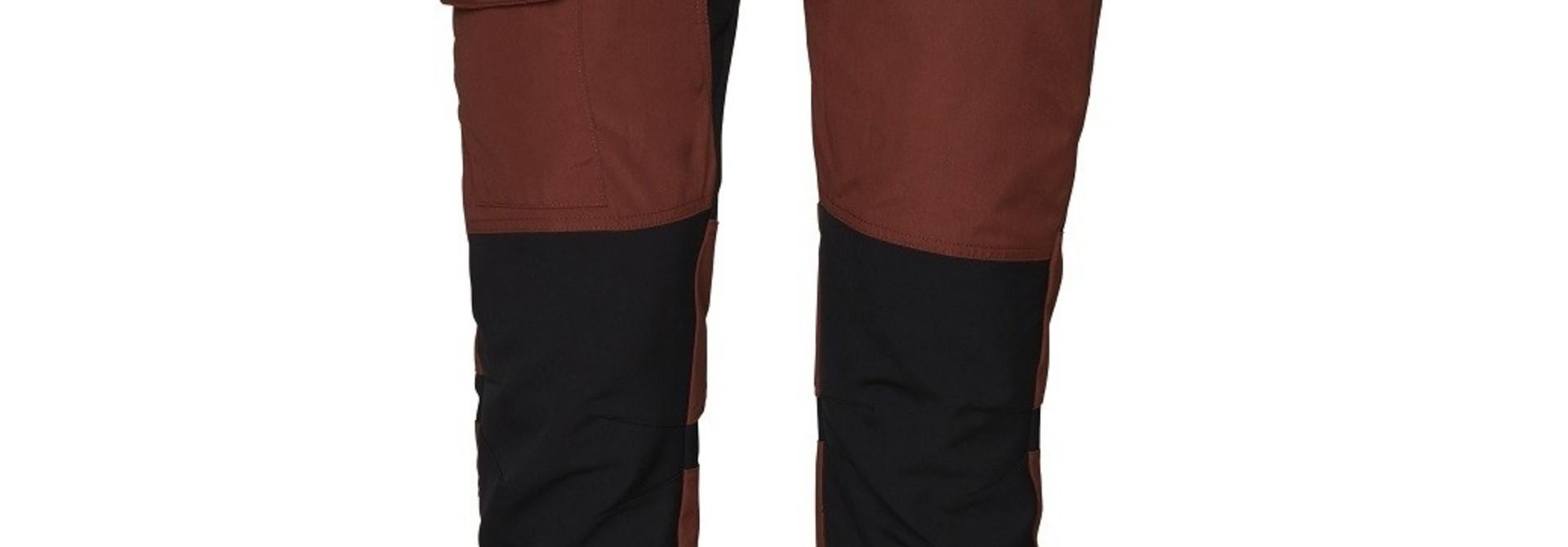 Chevalier Alabama Vent Pro Pant Orange Black