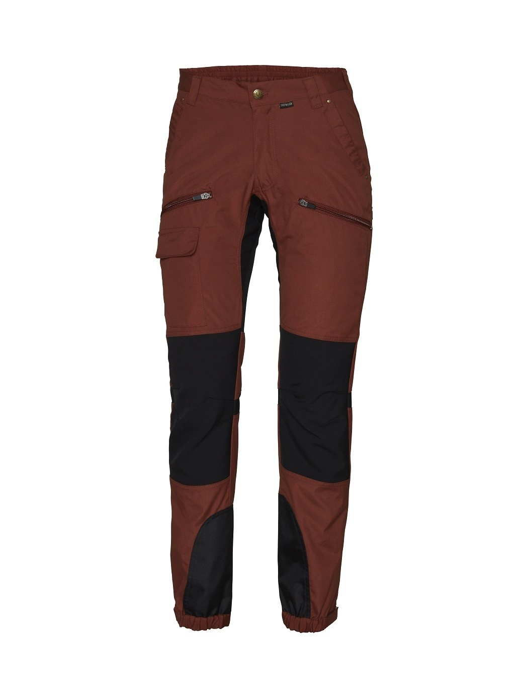 Chevalier Alabama Vent Pro Pant Women Orange Black-1