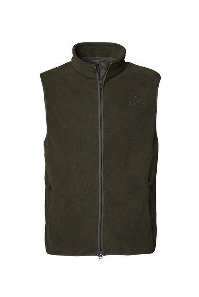 Chevalier Bylot Fleece Vest Green