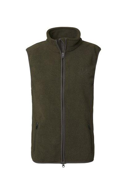 Chevalier Bylot Fleece Vest Women Green