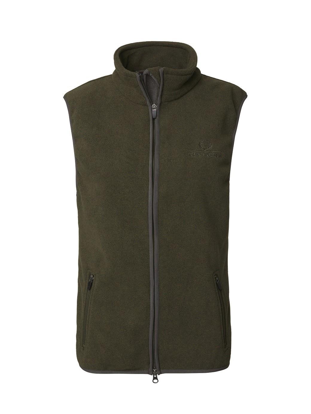 Chevalier Bylot Fleece Vest Women Green-1