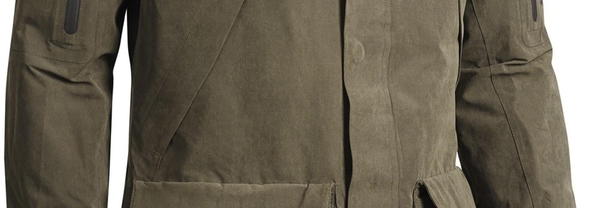 Chevalier Highland XLT Long Coat Green