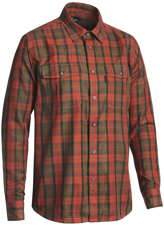 Chevalier Inshore Coolmax Shirt LS Check-1