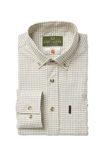 Chevalier Maribor Cotton Wool Shirt BD LS