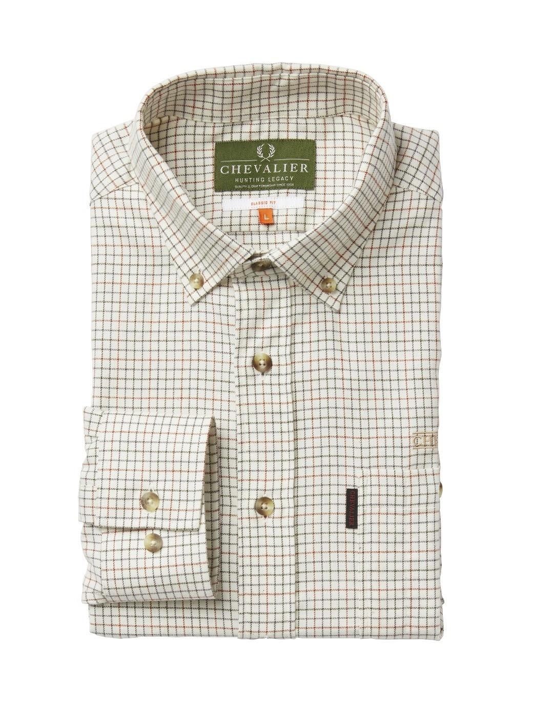Chevalier Maribor Cotton Wool Shirt BD LS-1