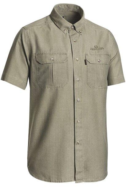 Chevalier Nakuru Safari Shirt BD SS Tobacco