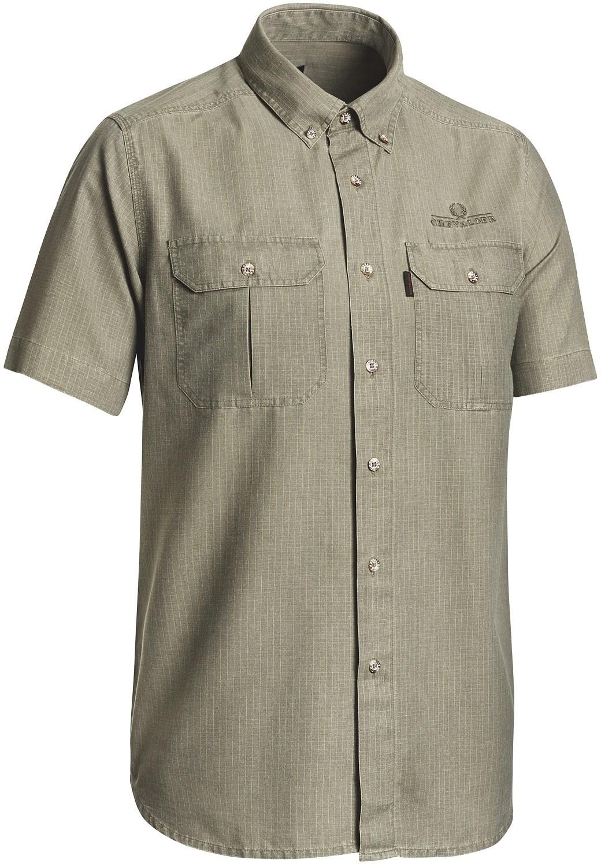 Chevalier Nakuru Safari Shirt BD SS Tobacco-1
