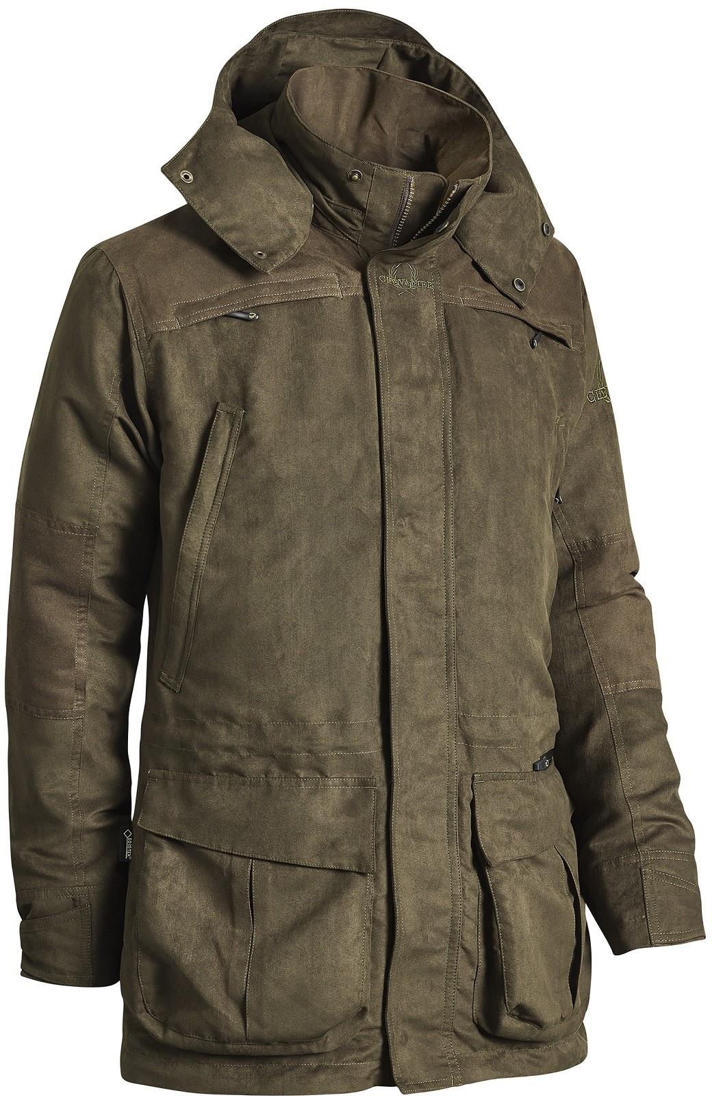 Chevalier Pro Wood Action GTX Coat Green-1