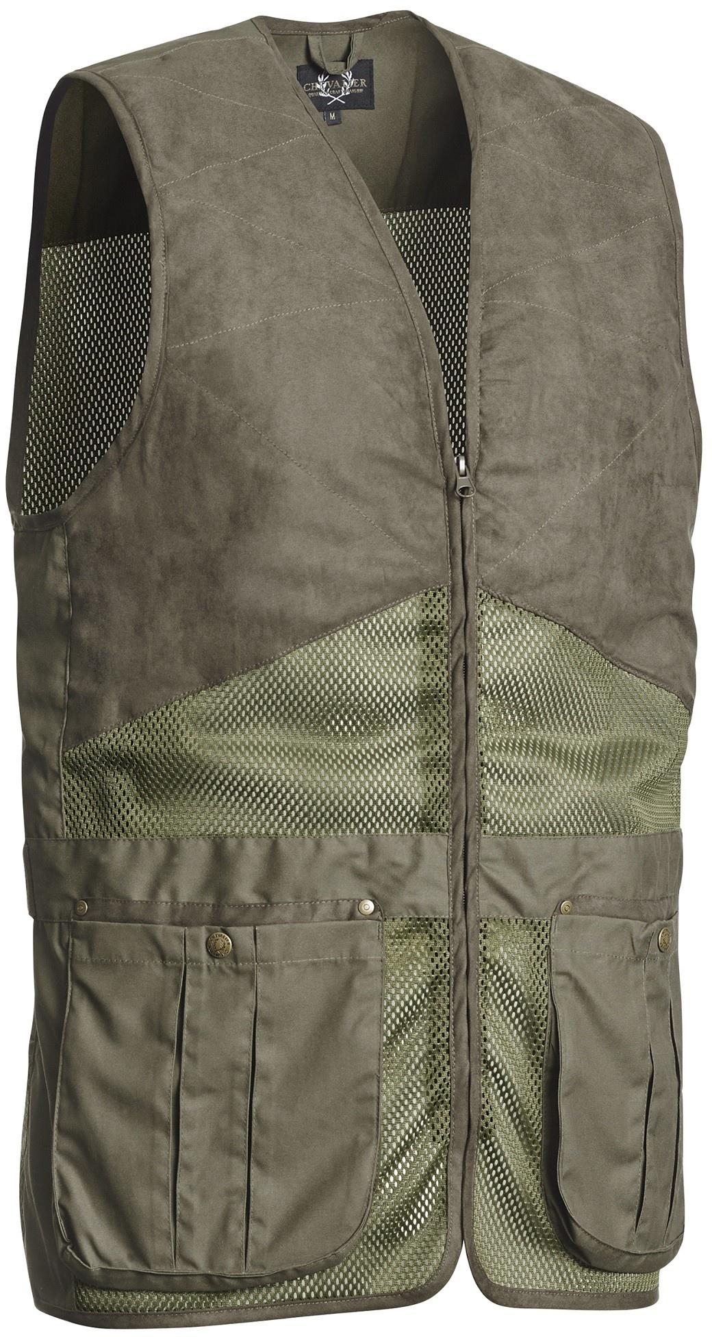 Chevalier Rawson Safari Vest Clay-1