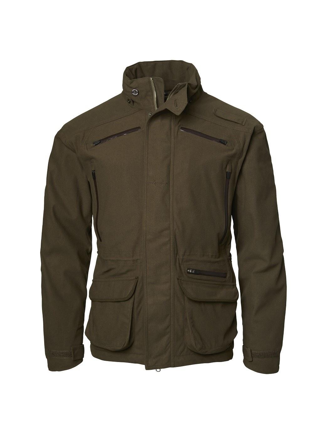 Chevalier Setter Pro Coat Green-1