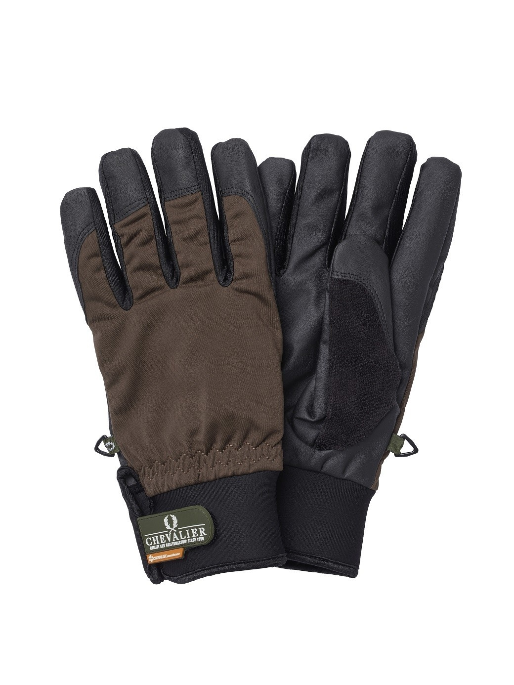Chevalier Shooting Glove WB Brown-1