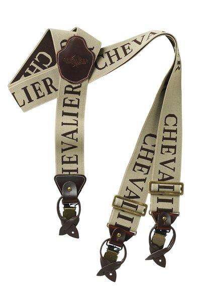 Chevalier Suspenders 50mm C/S Beige