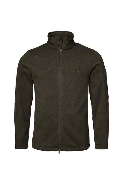 Chevalier Whati Fleece Coat Green