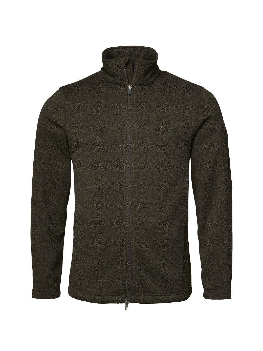 Chevalier Whati Fleece Coat Green-1