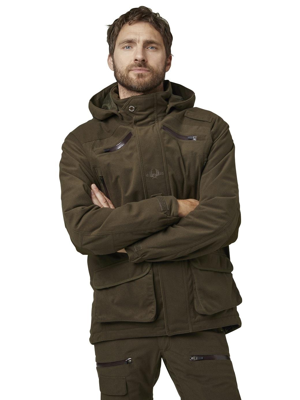 Chevalier Setter Pro Coat Green-2