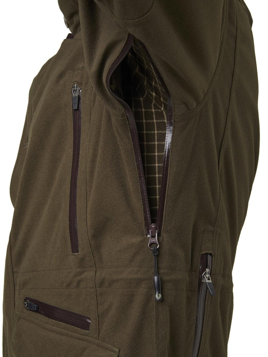 Chevalier Setter Pro Coat Green-3
