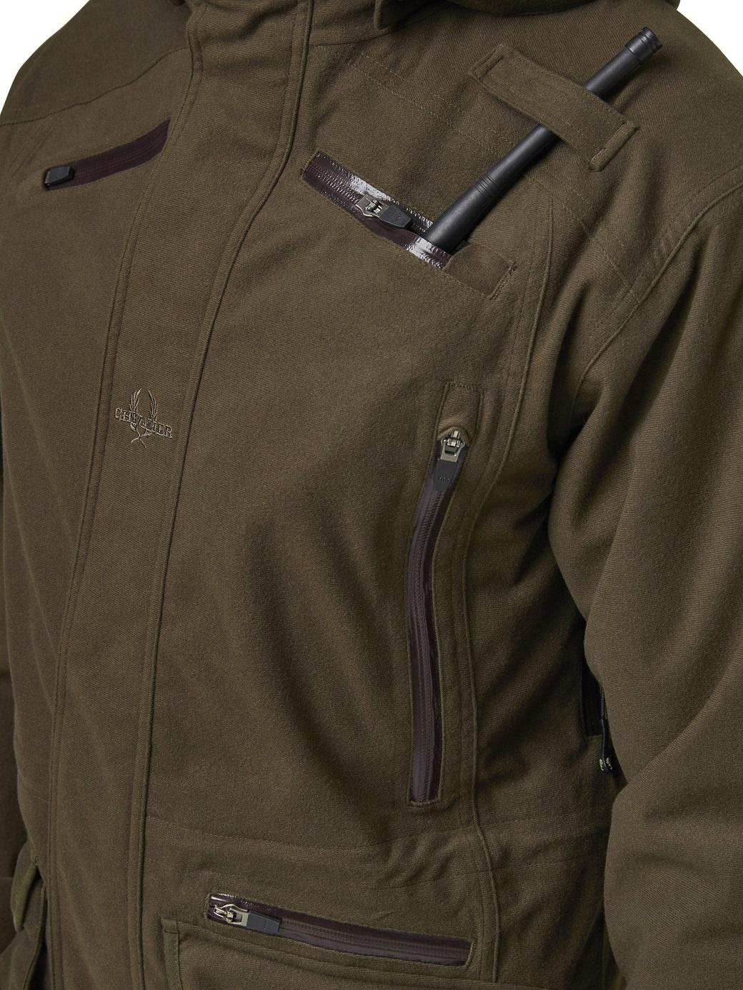 Chevalier Setter Pro Coat Green-5