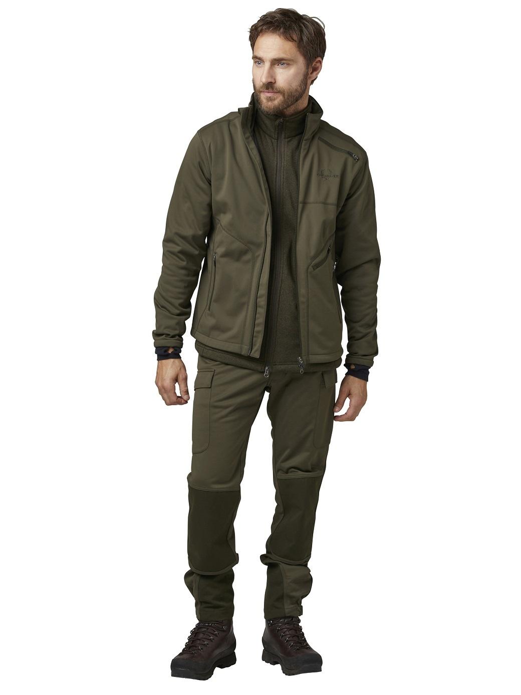 Chevalier Navste WS Coat Green-5