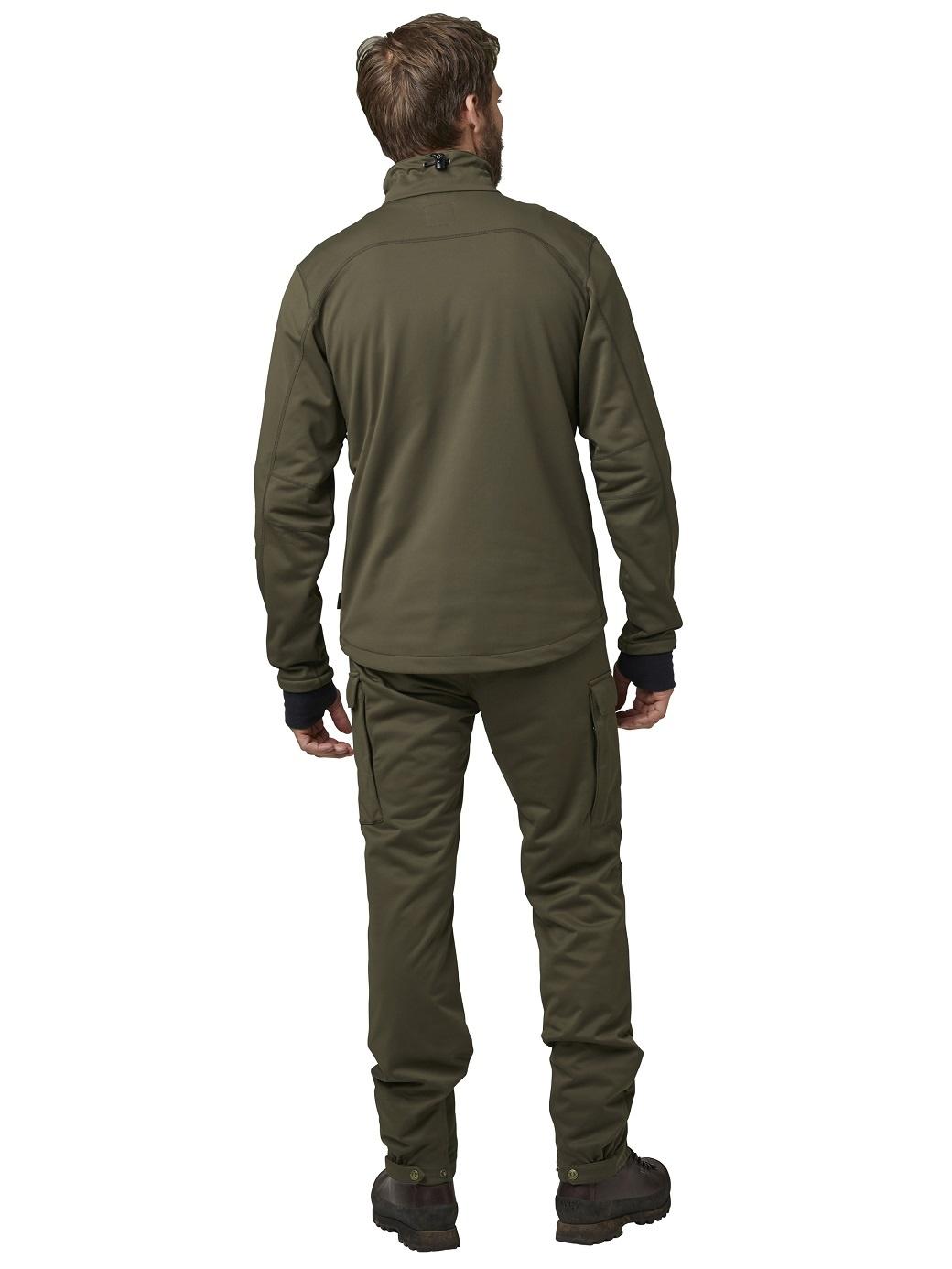Chevalier Navste WS Coat Green-6