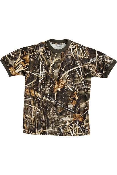 Swedteam T-shirt Realtree Max 4 HD