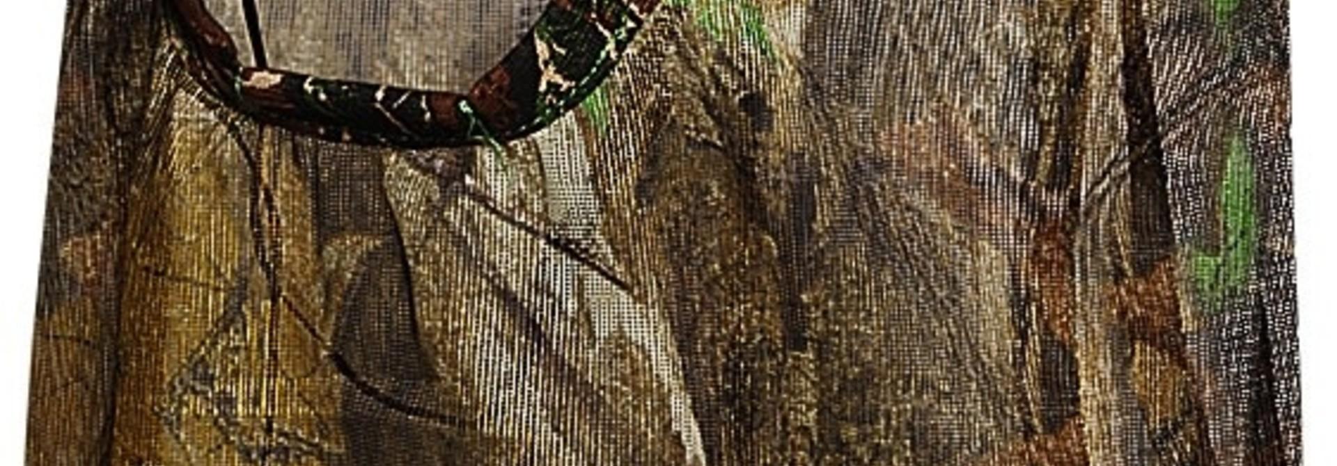 Swedteam Hairnet Hardwood Green