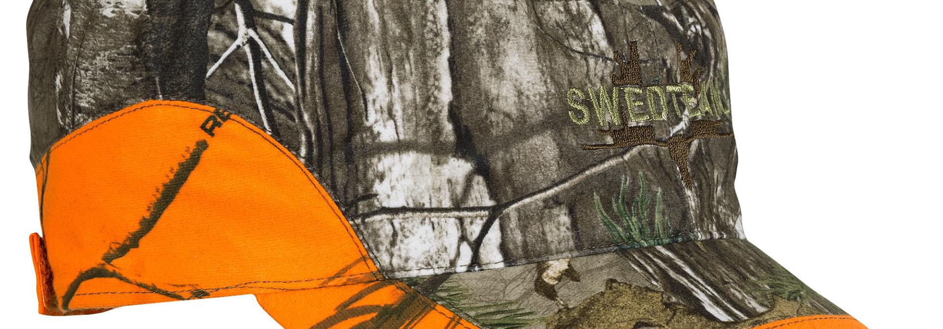 Swedteam Cap Realtree X-TRA® Blaze