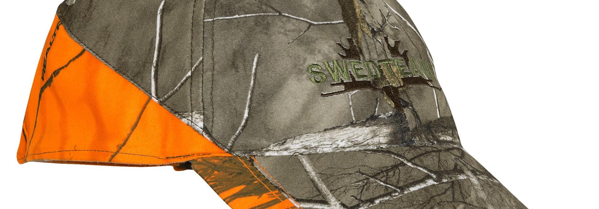 Swedteam Cap Realtree X-TRA/Blaze