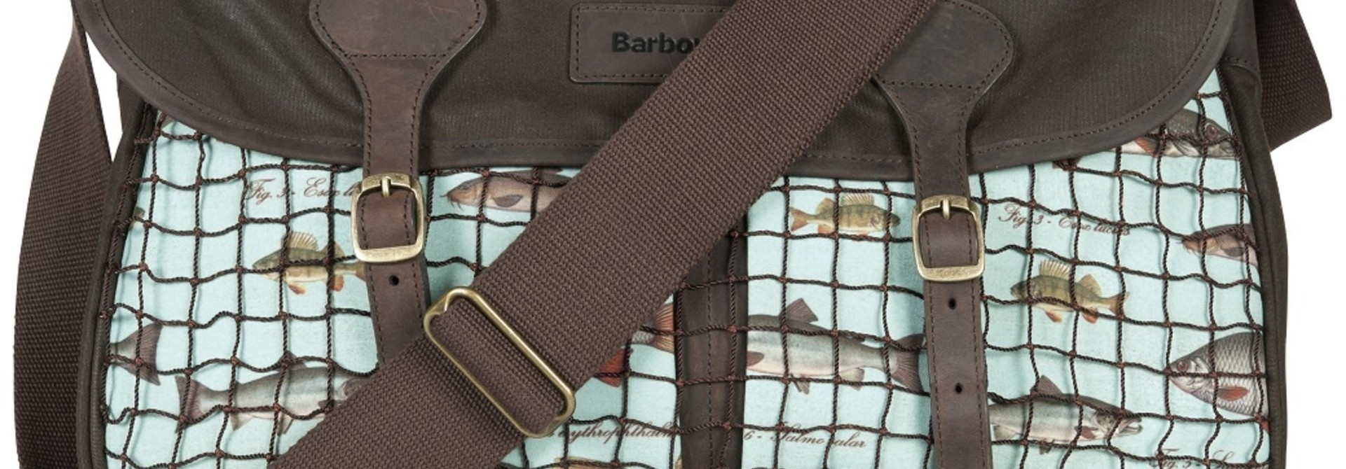 Barbour Fish Print Dry Fly