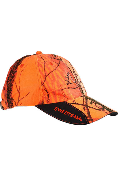 Swedteam Caps Blaze Orange