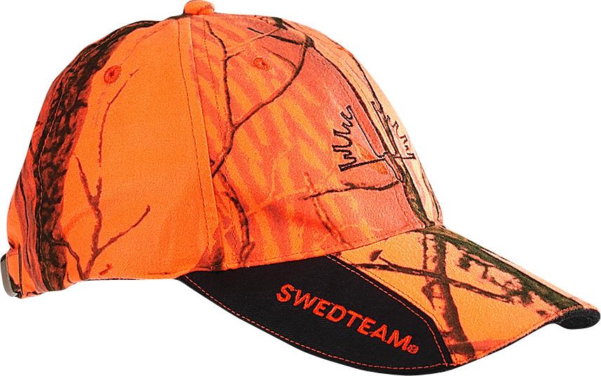 Swedteam Caps Blaze Orange-1